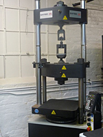 SATEC Dual Column Testing Unit